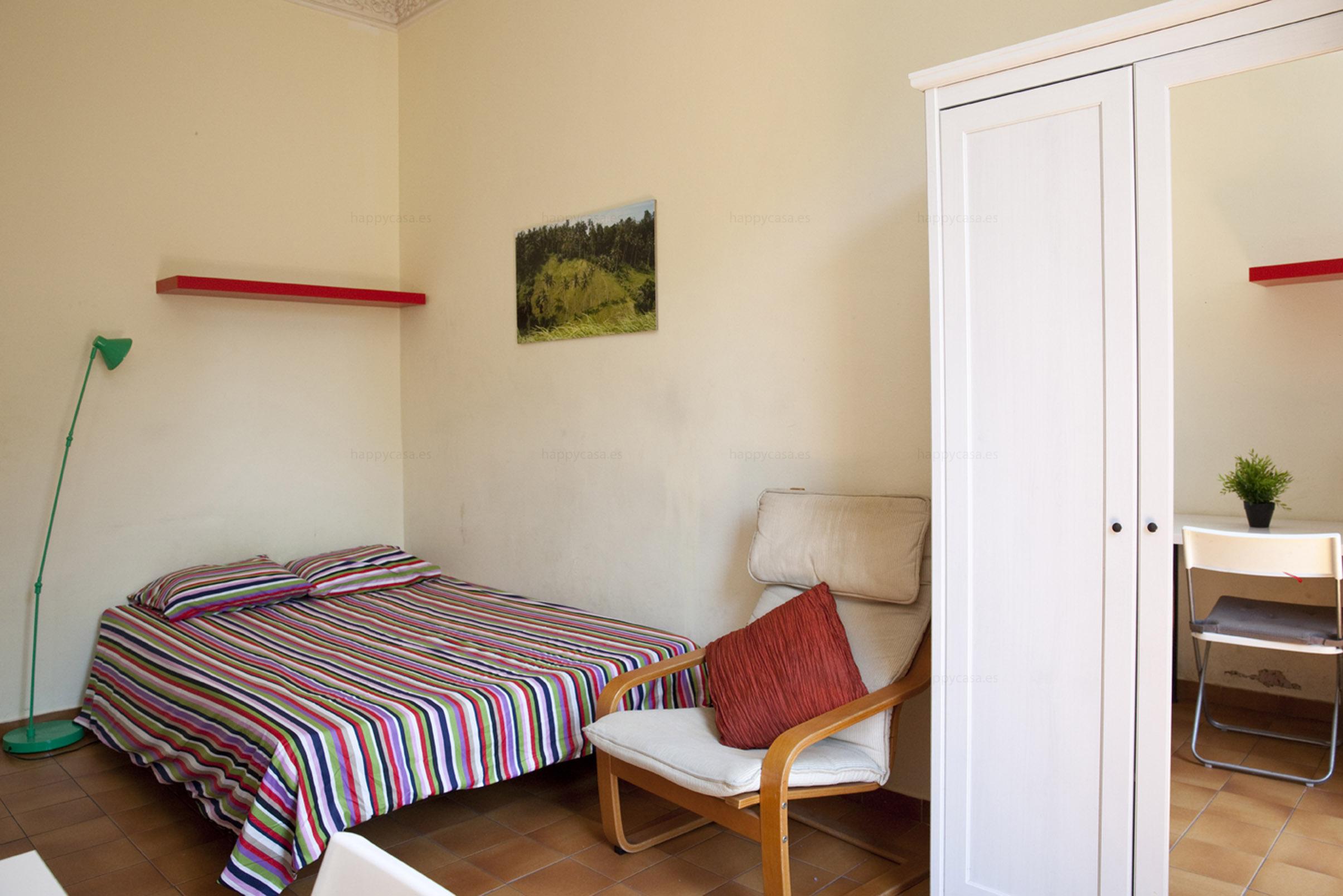 alojamiento estudiantes barcelona en piso compartido