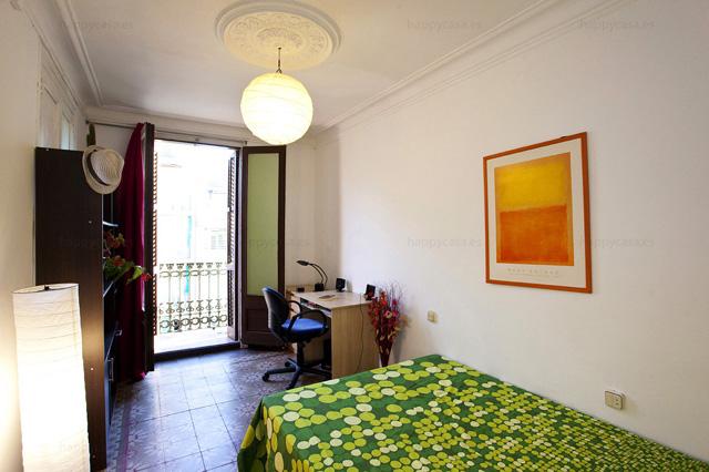 Habitaci n en piso compartido eixample barcelonachambre tudiant barcelone eixampleroom for rent - Pisos para estudiantes en barcelona ...