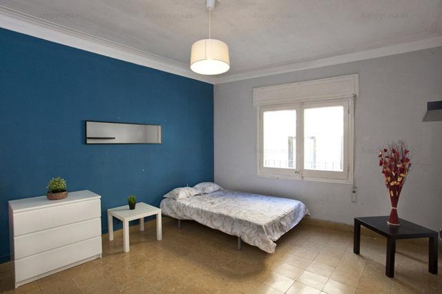 Piso compartido con j venes estudiantes barcelona - Habitacion para alquilar en barcelona ...