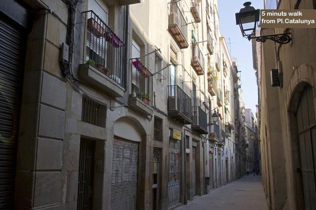 Busco piso casco antiguo barcelona para estudiantes - Casco antiguo de barcelona ...