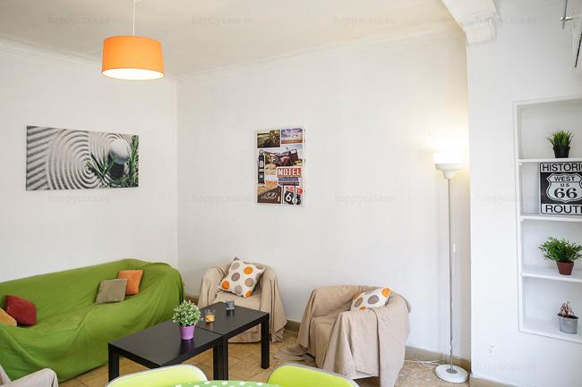 Alquiler habitaci n exterior en barcelona ideal - Pisos para estudiantes en barcelona ...