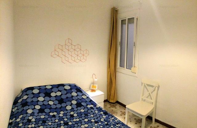Louer une chambre dans une colocation barcelone el poble sec happycasa - Appartement a louer une chambre ...