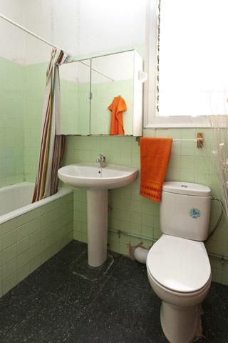 Alquilar habitación privada Barcelona con cuartos de baño