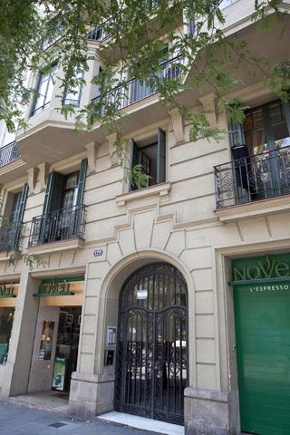 Alquiler habitación Barcelona piso compartido Eixample