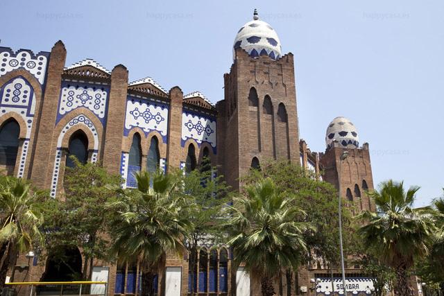 Arenas Monumental piso compartido Barcelona