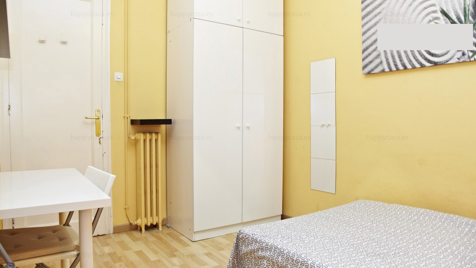 Barcelone Gracia appartement en colocation stage jeunes et internationaux