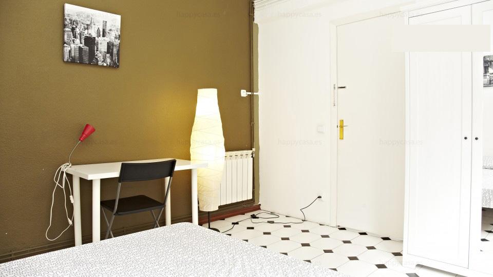 Chambre sympa à louer appart en coloc Barcelone Happycasa Rooms & Flats SL