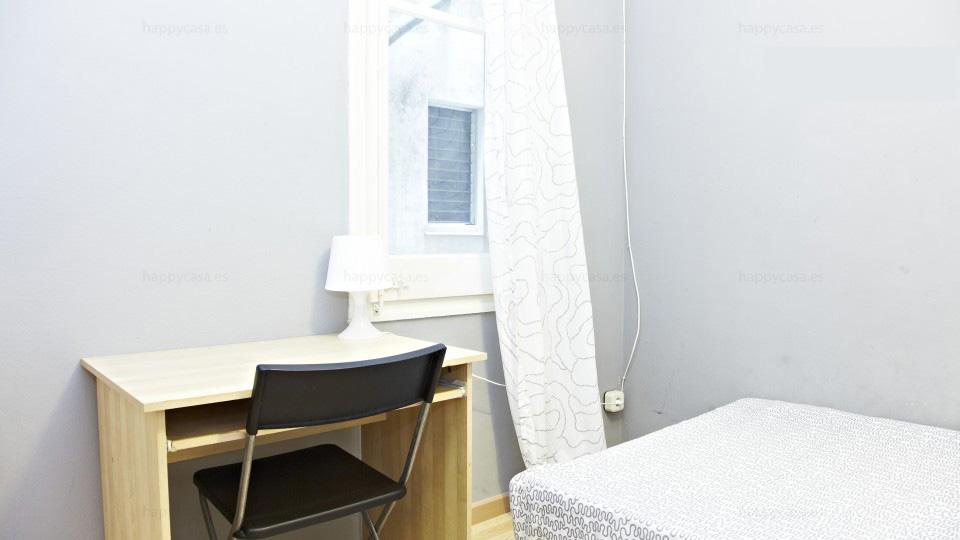 Alquiler de habitación cama grande en Barcelona Vallcarca
