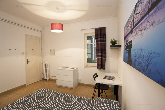 Alquilar habitación privada Barcelona compartir con compañeros ALT