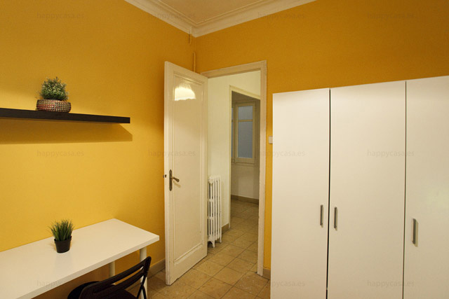 Ubicación excepcional piso grande habitación luminosa Barcelona ALT