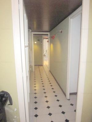 Habitación en alquiler Barcelona en piso compartido con pasillo