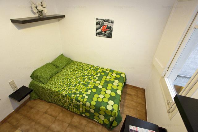 Habitación en apartamento compartido Barcelona metro Lesseps