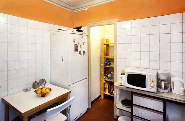 Habitación en piso compartido con cocina equipada Arc de Triomf