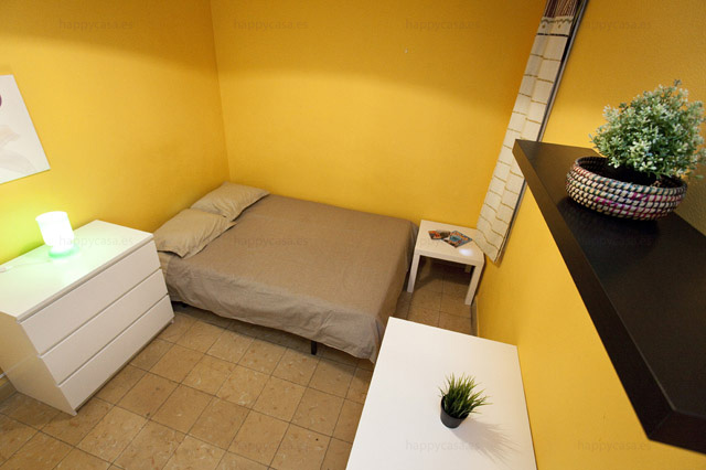 Habitación barata con internet Barcelona zona genial Mundet ALT
