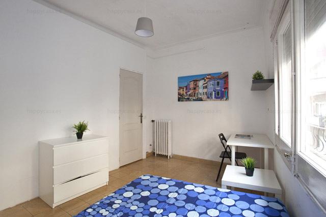 Alquiler de habitación en Barcelona Avenida República Argentina ALT