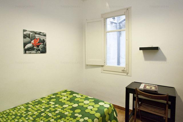Habitación en alojamiento universitario Barcelona L3