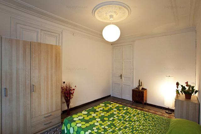 Lloguer habitació amb llit doble Barcelona Ciutadella Tetuan L2